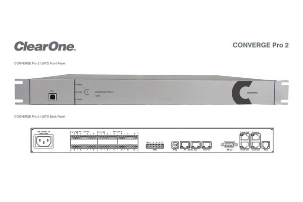 ClearOne Converge Pro2 系列